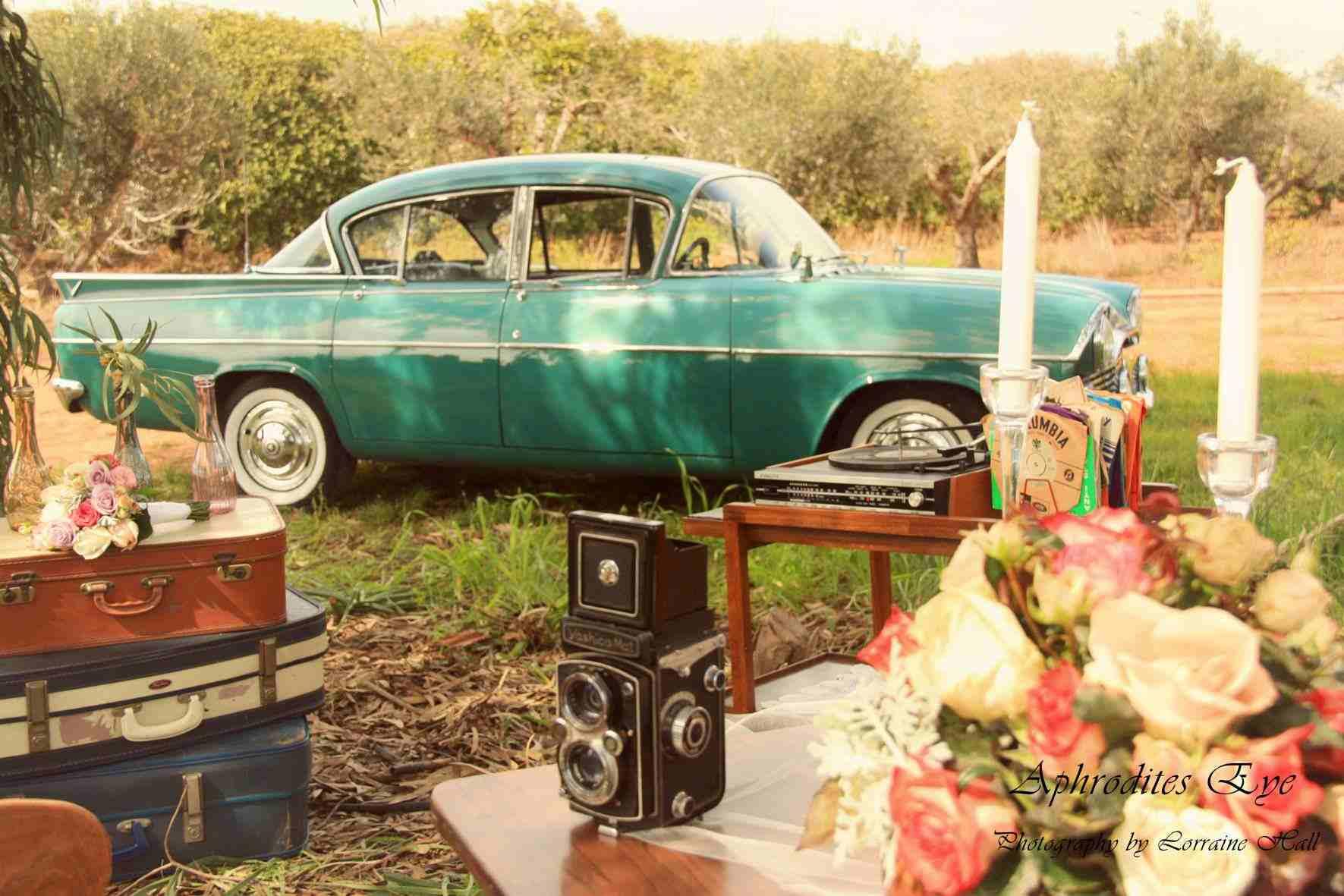 Vintage Photo shoot 2